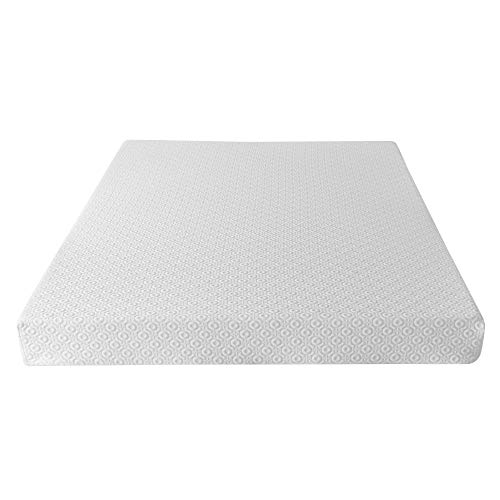 AmazonBasics Memory Foam Mattress, 15 cm Medium Soft, King, Made in UK