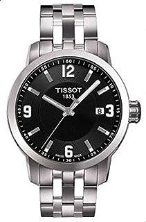تيسوت T055.410.11.057 ساعة للرجال (كاجوال، بعقارب)