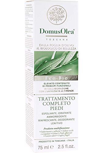 DOMUS OLEA TOSCANA TRATTAMENTO COMPLETO PIEDI 75ML ECOBIO 010