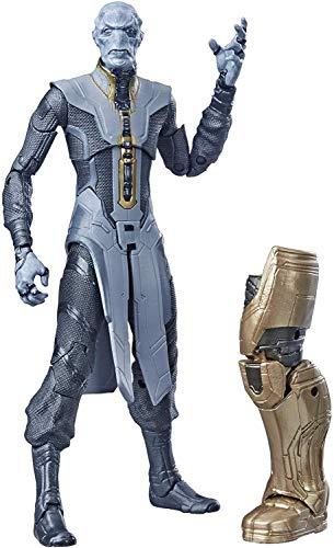 Marvel E3978CB0 Legends Series Infinity War Maw BAF Thanos - Figura de ébano