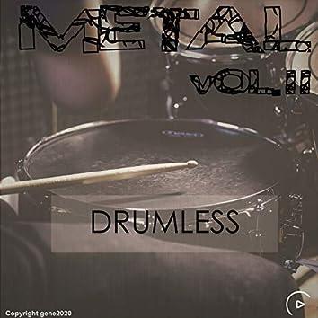 Drumless Metal Backing Tracks, Vol. II