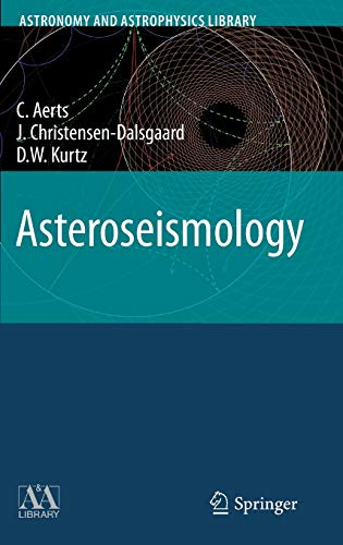 Asteroseismology (Astronomy and Astrophysics Library)