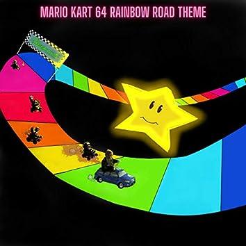 Mario Kart 64 Rainbow Road Theme