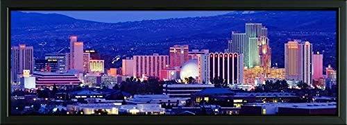 Easy online shopping Art Prints Panoramic Superlatite Images's 'Reno USA' Nevada F Premium