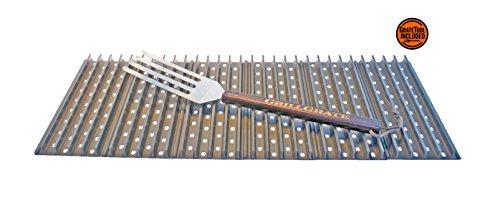 Find Bargain GrillGrate 6 Panel Set of 13.75 The GrateTool 13.75 L x 30.5 W