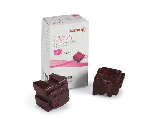 Xerox 108R00932 Colorqube 8570 8580 Confezione 2 Stick Solid Ink, Magenta