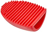 Esponja para Limpeza de Pincéis, Belliz, Vermelho