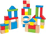 Wooden Blocks for 2-Year-Olds