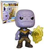 Funko POP! Marvel: EXCLUSIVE Avengers Infinity War Movie - Thanos Using Infinity Gauntlet Collectibl...