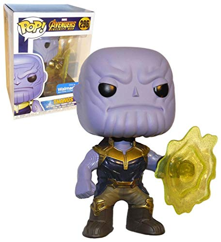 Funko POP!: Marvel: Vengadores: Infinity War: Thanos Exclusivo