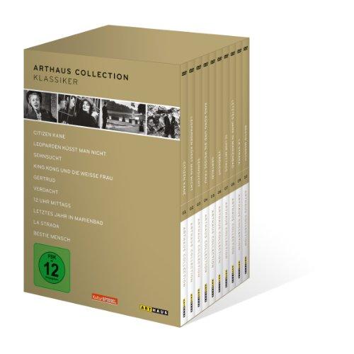 Arthaus Collection Klassiker - Gesamtedition (10 DVDs)