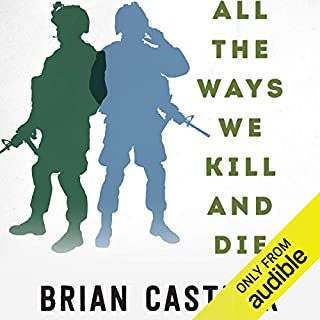 All the Ways We Kill and Die audiobook cover art