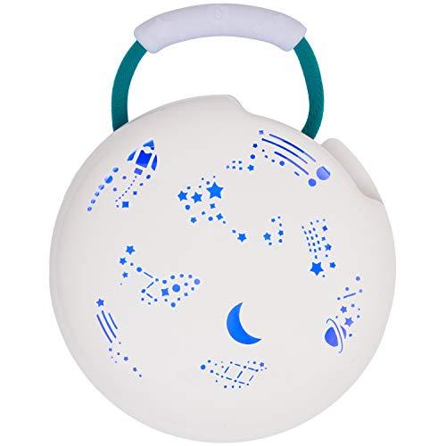 Babymoov Nachtlicht & Schlaftrainer Dreamy, Projektor, inkl. 6 Melodien & Timer