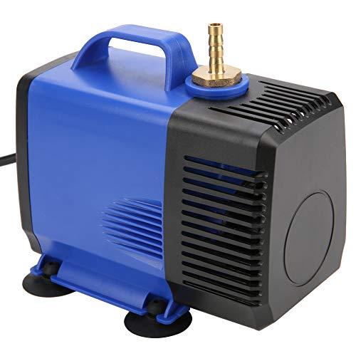 CNC-Wasserpumpe Voll eingetauchte Gravurmaschine mit langer Lebensdauer Tauchpumpe ABS-Gehäuse CNC-Maschine für Laserbeschriftungsmaschine