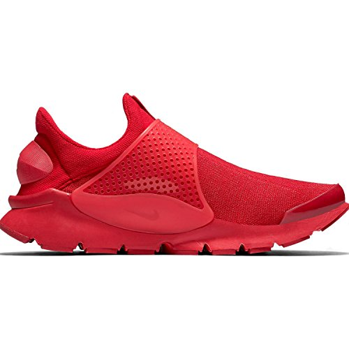 NIKE Men's Sock Dart KJCRD, University Red/University Red, 11 M US