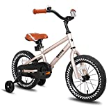 JOYSTAR 12 inch Kids Bike for 2 3 4 Years Boys, Child Bicycle with Training Wheels for Boys & Girls, Toddler...