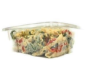 Whole Foods Market, Salad Pasta Mozzarella Smoked Chef's Case