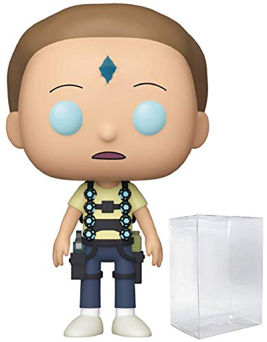 Funko Pop Morty en cristal de la muerte (Rick & Morty 660) Funko Pop Rick & Morty