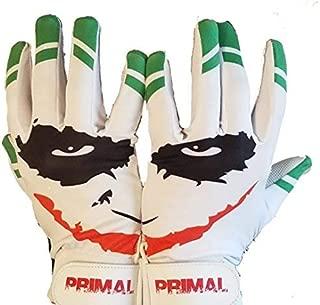 "Primal Baseball ""SMILEY"" Baseball Batting Gloves (Adult Size Medium)"