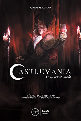 Castlevania: Le manuscrit maudit (French Edition)