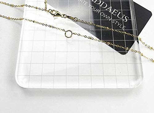 huangxuanchen co.,ltd Necklace Charm Necklace Girl Power & Venus Symbol 2020 Spring Ts Jewelry Chain 925 Gift for Women