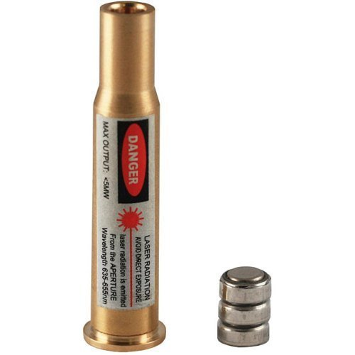 Bore Sighter 30-30/.25-06/.270 Cartridge Red Laser Boresighter From USA