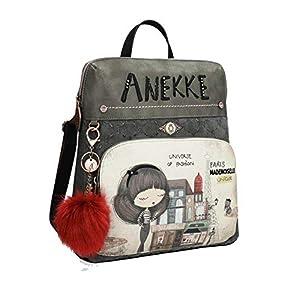 415v6PxLafL. SS300  - A+ Mochila Anekke Couture paseo (28.5 x 8.5 x 30.5 cm)