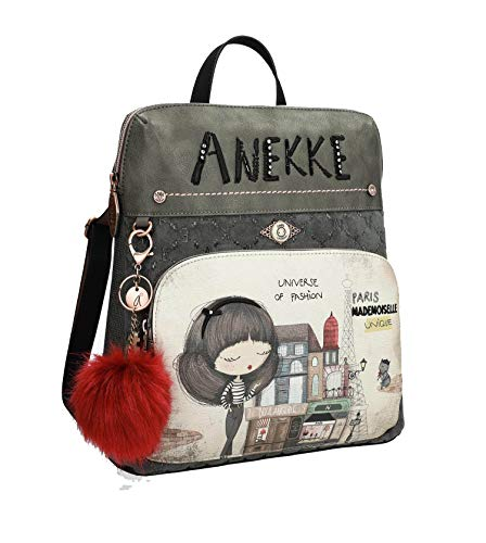 Anekke Rucksack Ride Pocket Paris Grimaces