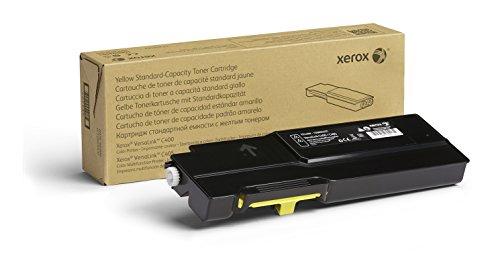 Xerox 106R3501 passend für C400 Toner gelb 2500 Seiten