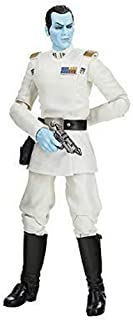 Star Wars The Black Series Archive Grand Admiral Thrawn Toy Star Wars Rebels Collectible Figure, Speelgoed voor kinderen v...