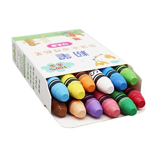 YO-HAPPY Bolígrafo, 4/6/12 Colores Pintura de Dibujo de Tiz