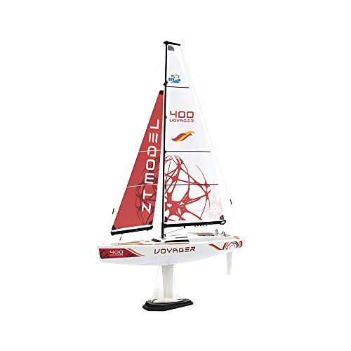PLAYSTEAM Voyager 400 Sailboat in Red