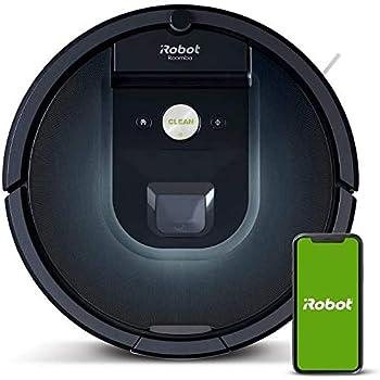 IROBOT Roomba 891 connessione Wi Fi Robot Aspirapolvere