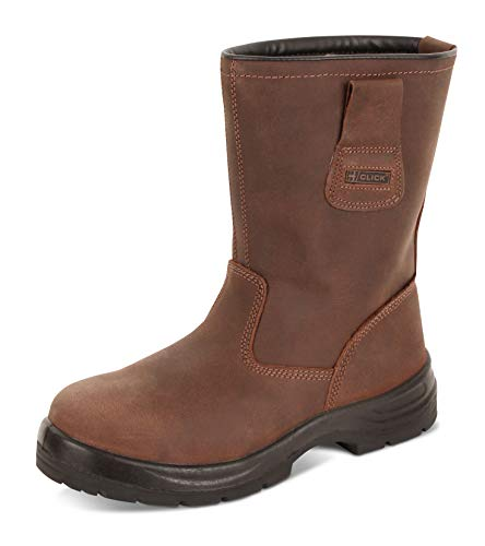 BeeSwift CLICK S3 PUR RIGGER BOOT BROWN 09