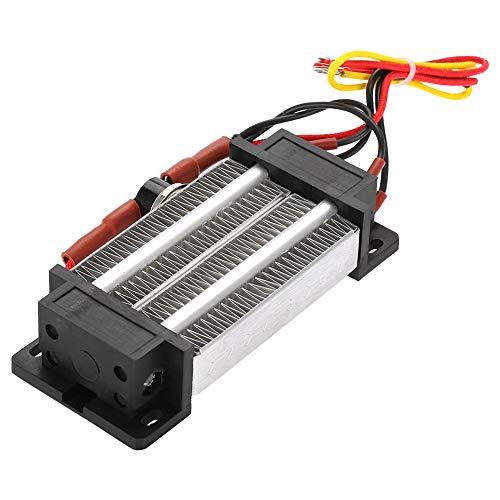 Calentador de Aire de cerámica, Calentador de Aire de cerámica eléctrico PTC Alambre Resistente a Altas temperaturas Hecho de PTC 300W