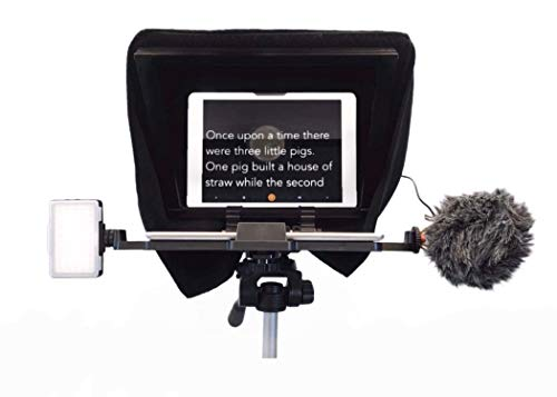 top rated Caddy Buddy Professional and Portable Prompter with Optional Aluminum Housing 2020