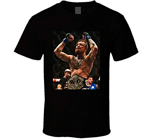 Conor Mcgregor Cool Mma Fighter Fan T Shirt