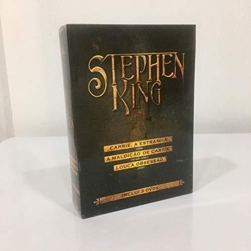 COLEÇÃO STEPHEN KING - MGM