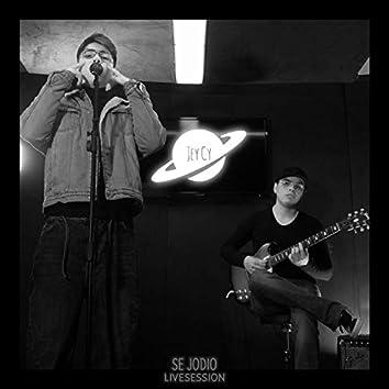 SE JODIO (Live Session)