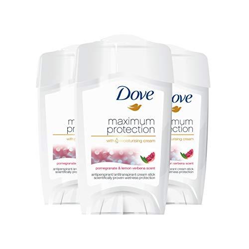 Dove Maximum Protection Pomegranate & Lemon Verbena Anti-Perspirant Cream...