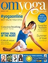 OM Yoga Magazine July/ August 2015