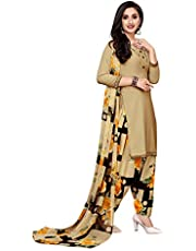 OOMPH! Women's Georgette Unstitched Salwar Suit