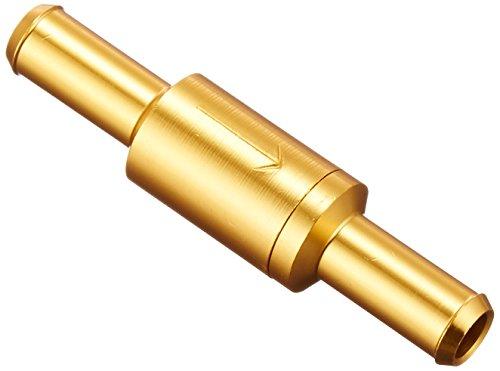 キジマ(Kijima) ワンウェイバルブ ボールタイプ ゴールド 6mm 105-151G