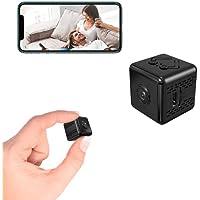 WiFi Mini Spy Camera with Live Feed Phone App