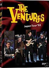THE VENTURES - LIVE IN JAPAN 1993