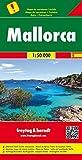 Mallorca, mapa de carreteras. Escala 1:50.000. Freytag & Berndt.: Auto + Freizeitkarte, Besondere Ausflugsziele: AK 0526 (Auto karte)