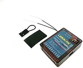 Lemon RX DSMX Compatible Full-Range 10-Channel Receiver Dual Diversity Antenna LM0040