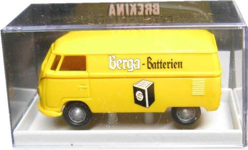 1/87 Brekina # 1482 VW T1 a Kasten Berga Batterien 32034