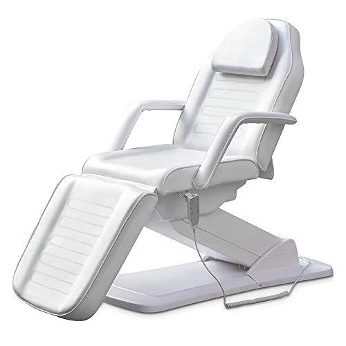 Elektrische beauty bed stoel-360 deg;roterende elektrische hydraulische schoonheid bed, geschikt for gezichtsmassage SAP huid full body massage bed tattoo bed thuis schoonheidssalon QIANGQIANG