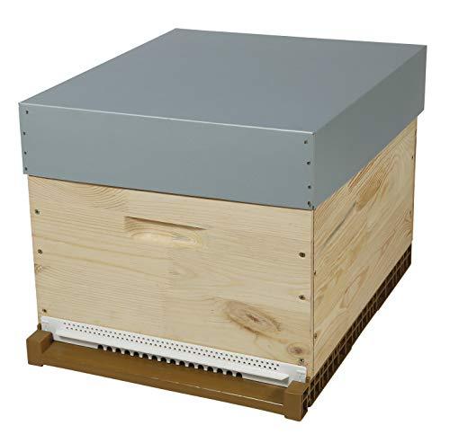 NUOLUX Fil d/'acier inoxydable de 500G 0 5 mm pour ruche images apicole outil